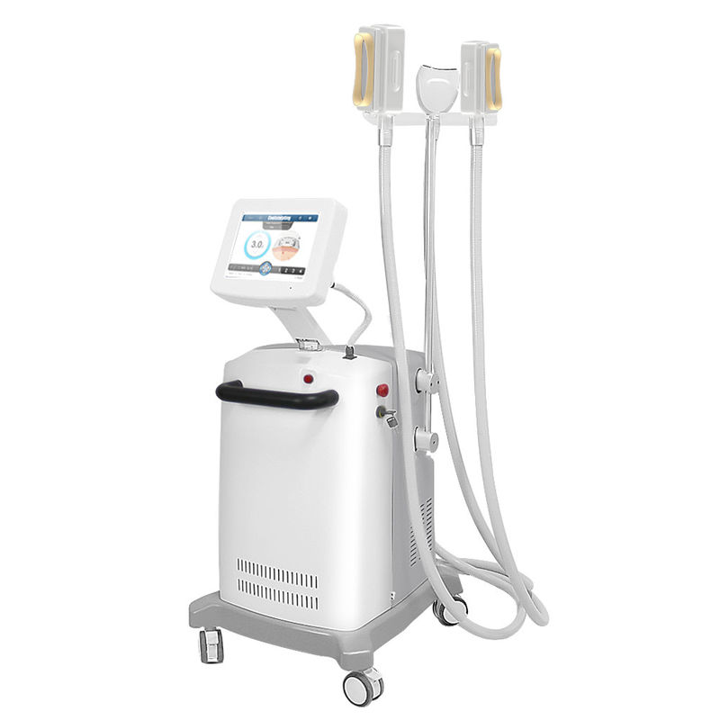 ABS Cryolipolysis Fat Freeze Slimming Machine For Tummy