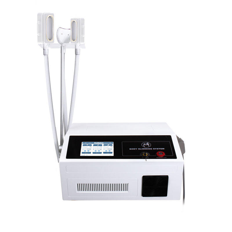 Shockwave 2 In 1 Pain Relief Cryolipolysis Slimming Machine