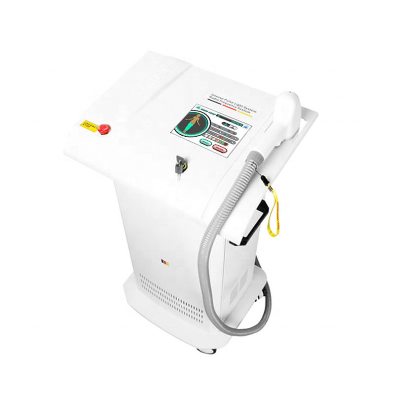 CE 10hz Diode Hair Removal Laser Machine For White Hair