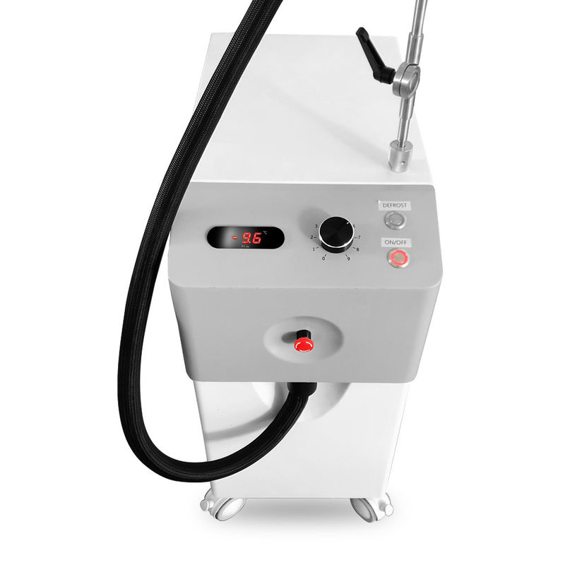 800W 404A Refrigerant Cryotherapy Facial Machine For Skin Cooling