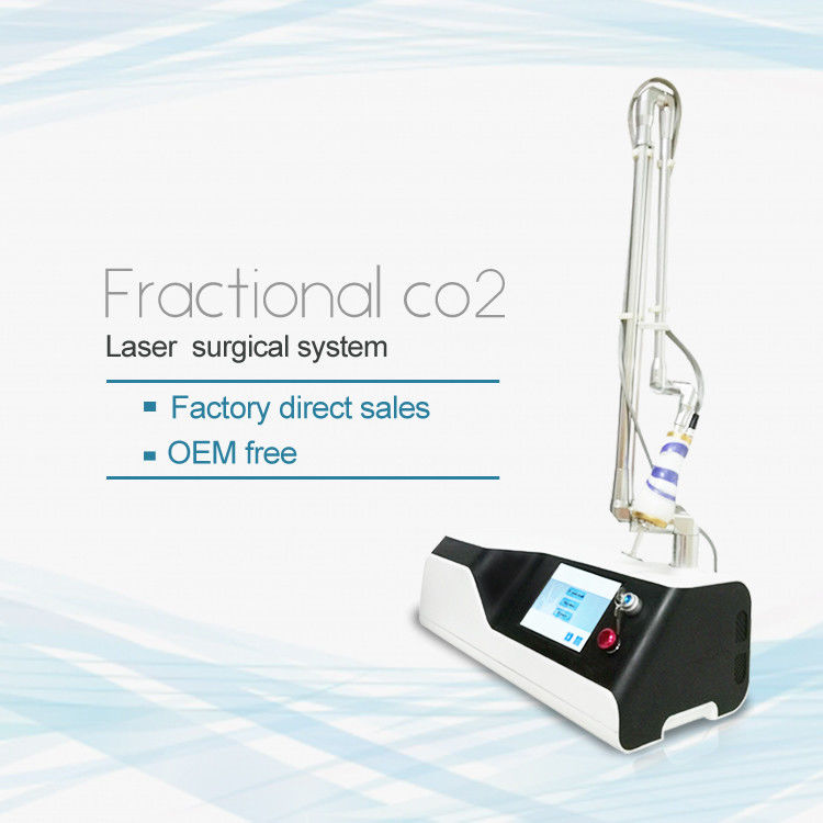 10600nm 30w Hyper Pigmentation Fractional CO2 Laser Machine