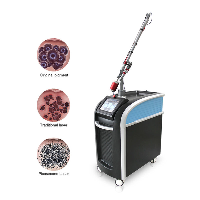 Stationary 755nm 10mm Pigmentation Removal Machine