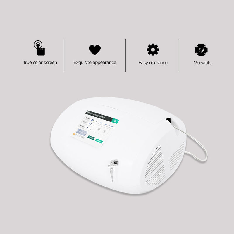 ISO13485 Blood Vessels Vein Removal Laser Machine
