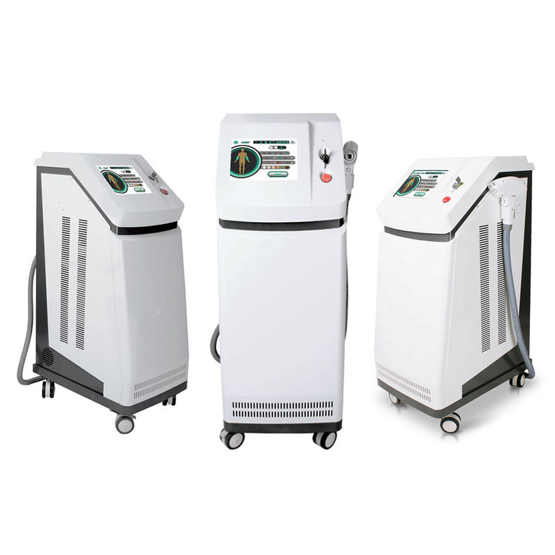 Permanent 600W 1064nm Hair Removal Laser Machine