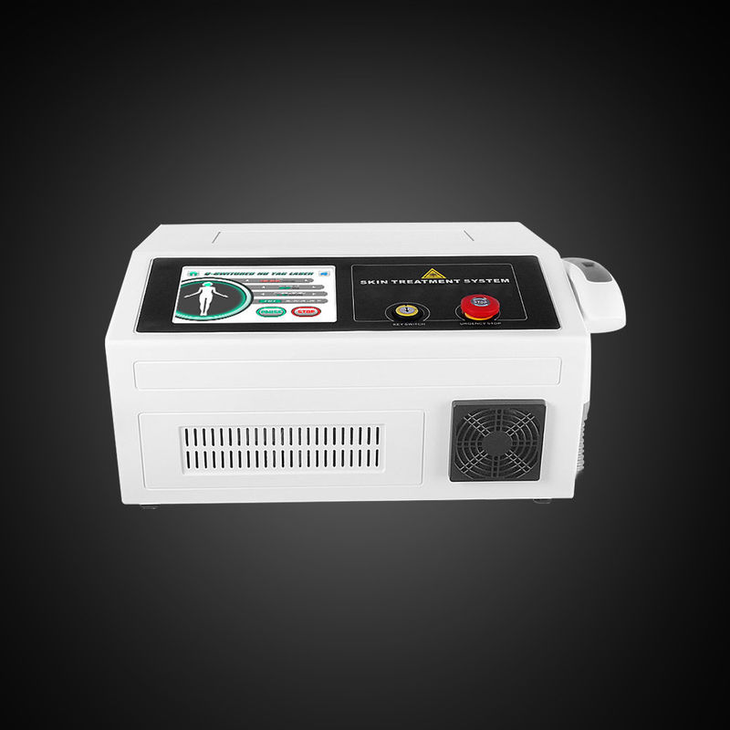 3mm 1064nm Tattoo Removal Q Switched ND Yag Laser Machine