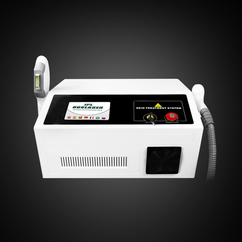 ABS 1200W 50ms Diode Laser Hair Removal Machine