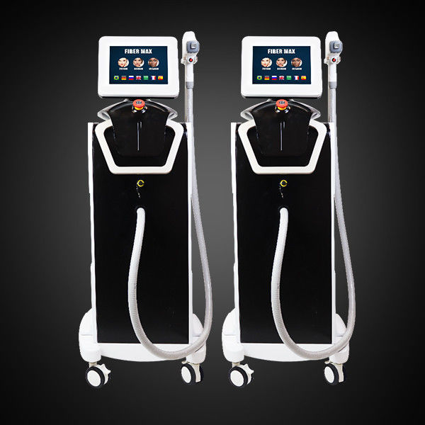 Fiber Coupled Diode Laser 808nm Hair Removal Machine